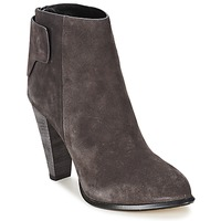Shoes Women Ankle boots French Connection CAMEO Grey