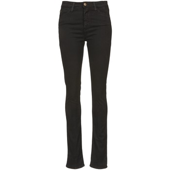 material Women slim jeans Acquaverde TWIGGY Black