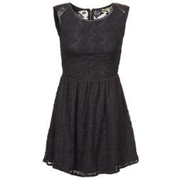 material Women Short Dresses Yumi KIMI Black