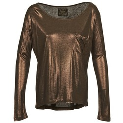 material Women Long sleeved shirts Chipie NINON Gold