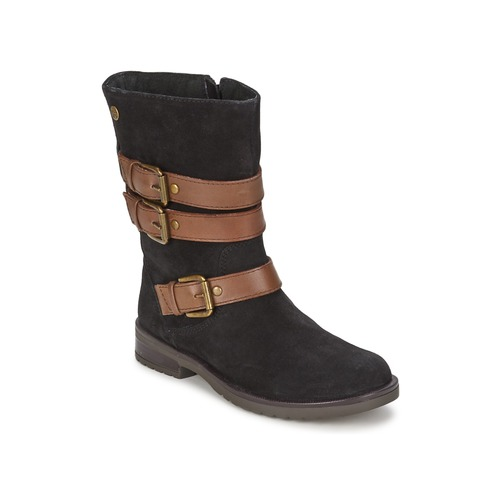 Shoes Girl Boots Gioseppo HALIFAX Black