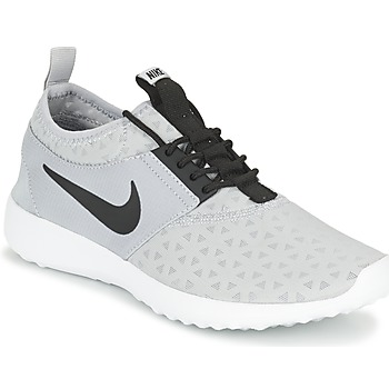 Shoes Women Low top trainers Nike JUVENATE W Grey / Black