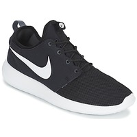 Shoes Men Low top trainers Nike ROSHE TWO Black / White