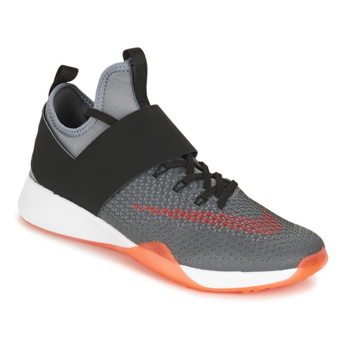 Literatura ex reacción  Nike AIR ZOOM STRONG W Grey / Black - Free delivery | Spartoo NET ! - Shoes  Fitness shoes Women USD/$118.00