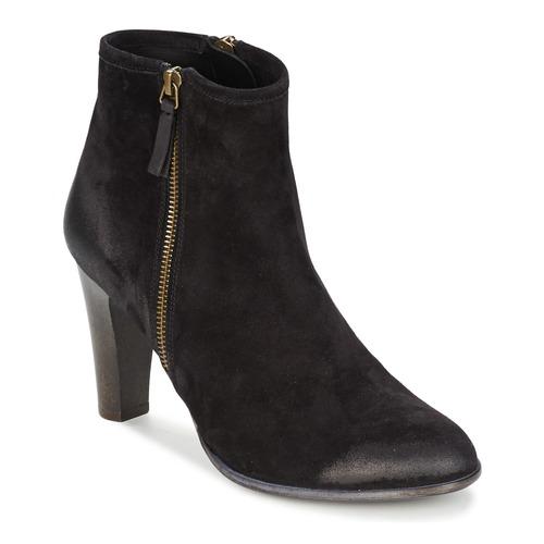 Shoes Women Ankle boots n.d.c. TRISHA SONIA Black