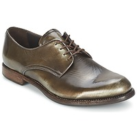 Shoes Women Derby shoes n.d.c. FULL MOON MIRAGGIO Black / Moire
