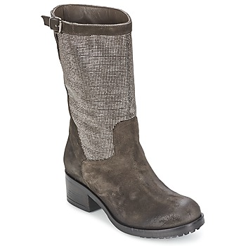 Shoes Women Boots Now DOUREL Grey