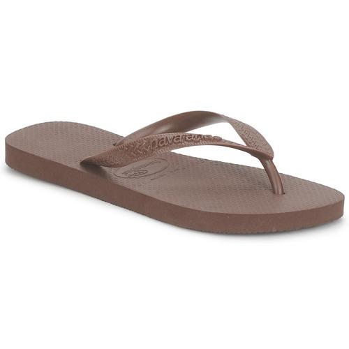 Shoes Flip flops Havaianas TOP Brown