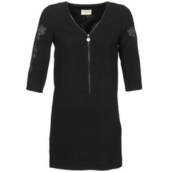 material Women Short Dresses Stella Forest BRO001 Black