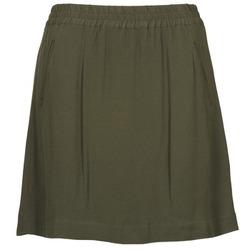 material Women Skirts Stella Forest BJU021 Kaki