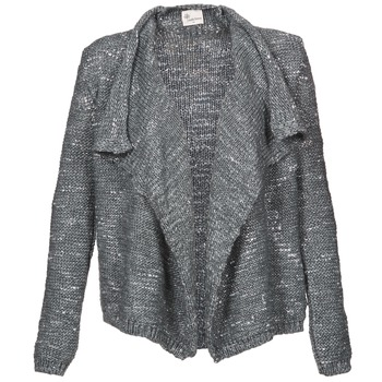 material Women Jackets / Cardigans Stella Forest BGI002 Grey