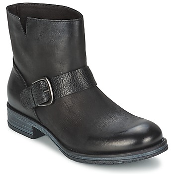 Shoes Women Mid boots Café Noir ROSAS Black