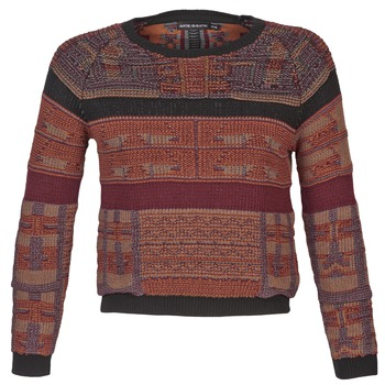 material Women jumpers Antik Batik AMIE Rust