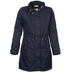 material Women Parkas TBS GABVES Blue / Night