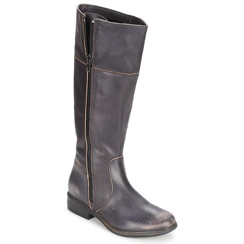 Shoes Women Boots Esprit JONA BOOT Black