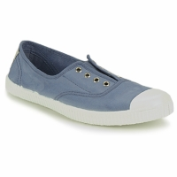 Shoes Low top trainers Victoria 6623 Blue