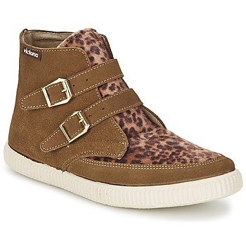 Shoes Women High top trainers Victoria 16706 Brown