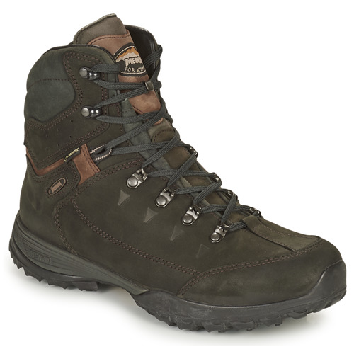 Shoes Men Hiking shoes Meindl GASTEIN GTX Black / Brown
