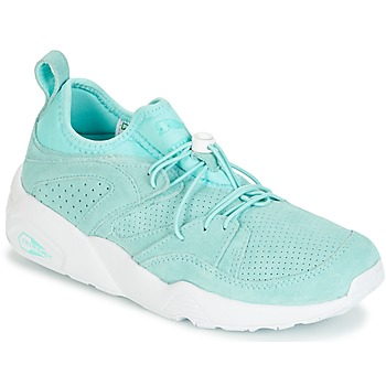 Shoes Women Low top trainers Puma BLAZE OF GLORY SOFT WNS Blue / White