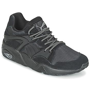 Shoes Men Low top trainers Puma BLAZE CORE Black