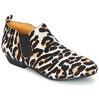Shoes Women Mid boots Buffalo SASSY Leopard