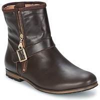 Shoes Women Mid boots Paul & Joe Sister NOUNO Brown