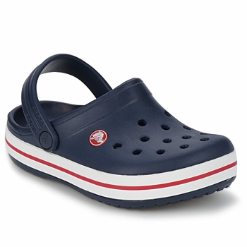 Shoes Children Clogs Crocs CROCBAND KIDS Marine
