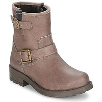 Shoes Girl Boots Citrouille et Compagnie JENY TAUPE