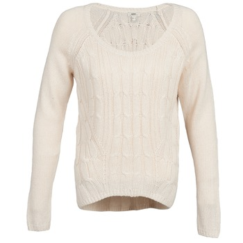 material Women jumpers Mexx 6BITS092 Beige