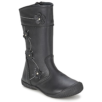 Shoes Girl Boots Citrouille et Compagnie AMATIS Black