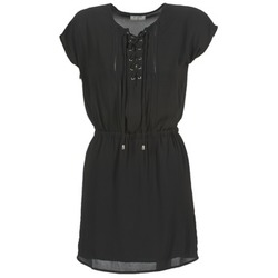 material Women Short Dresses Betty London FELONINE Black