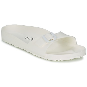Shoes Women Mules Birkenstock MADRID EVA White