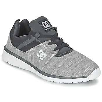 Shoes Men Low top trainers DC Shoes HEATHROW SE M SHOE GRH Grey