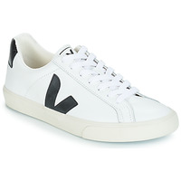 Shoes Low top trainers Veja ESPLAR LOW LOGO White / Black