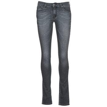 material Women slim jeans Cimarron LANA Grey