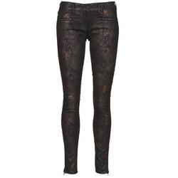 material Women slim jeans Cimarron SOHO Black