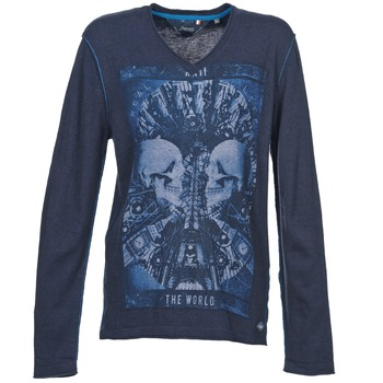 material Men jumpers Le Temps des Cerises BREG Blue