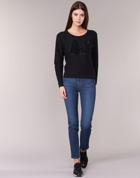 material Women slim jeans Armani jeans GAMIGO Blue