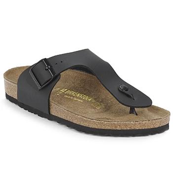 Shoes Men Flip flops Birkenstock RAMSES Black