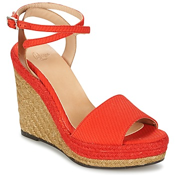 Shoes Women Sandals Castaner ADELA Red