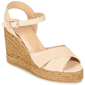 Shoes Women Sandals Castaner BLAUDELL Nude