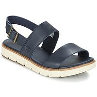 Shoes Women Sandals Timberland BAILEY PARK SLINGBACK MARINE