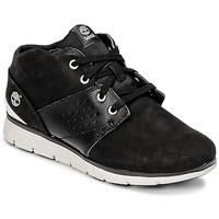 Shoes Boy High top trainers Timberland KILLINGTON CHUKKA Black