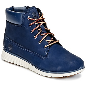 Shoes Children Mid boots Timberland KILLINGTON 6 IN Blue
