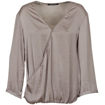 material Women Blouses Fornarina CORALIE TAUPE