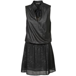material Women Short Dresses Fornarina ELODIE Black