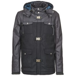 material Men Parkas Eleven Paris KAEZ Black