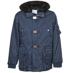 material Men Parkas Eleven Paris KASUAL Marine