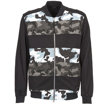 material Men Blouses Religion CAMO Black / Grey
