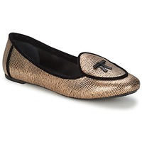 Shoes Women Ballerinas Etro 3078 GOLD